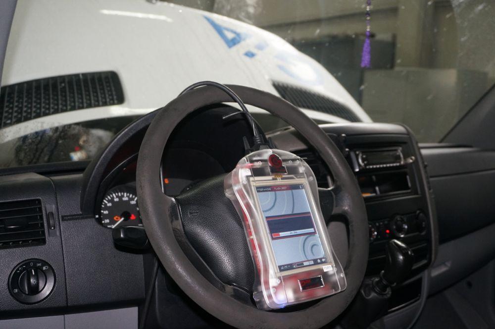 Anulare filtru de particule Mercedes Sprinter - 45