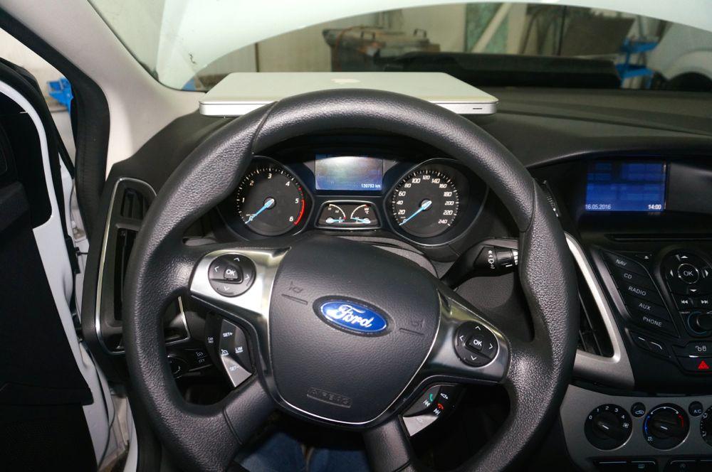 Anulare filtru particule Ford Focus 3 - 10