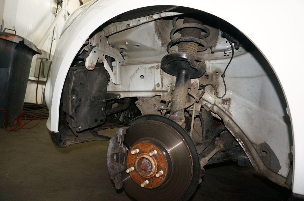 Anulare filtru particule Ford Focus 3 - 11