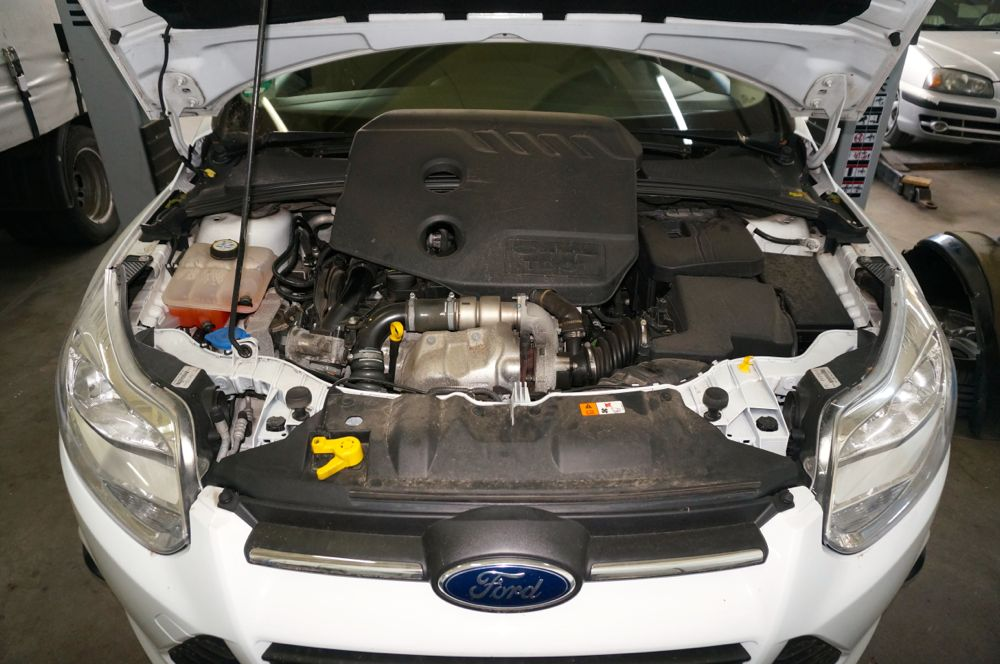 Anulare filtru particule Ford Focus 3 - 12