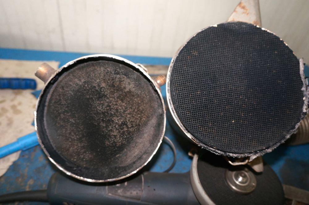 Anulare filtru particule Ford Focus 3 - 13