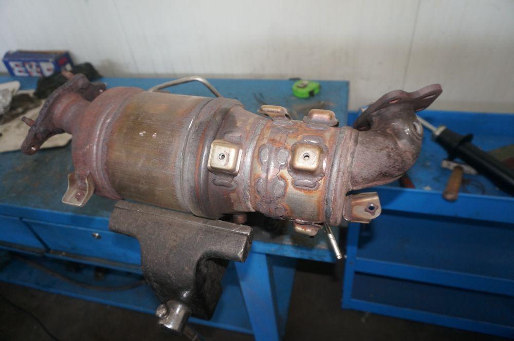 Anulare filtru particule Honda CRV - 2