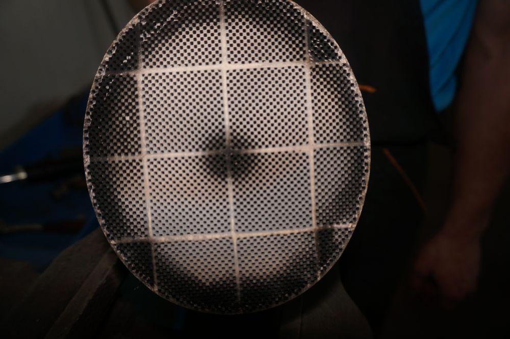 Anulare filtru particule Honda CRV - 4