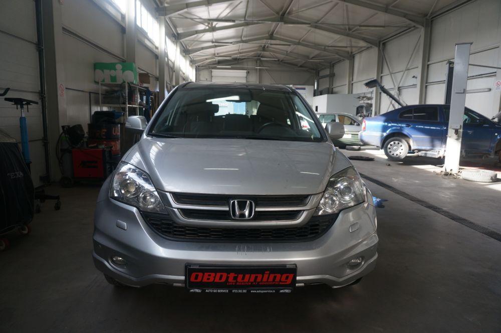Honda crv 2 2 idtec 150cp probleme filtru de particule for Honda limp mode
