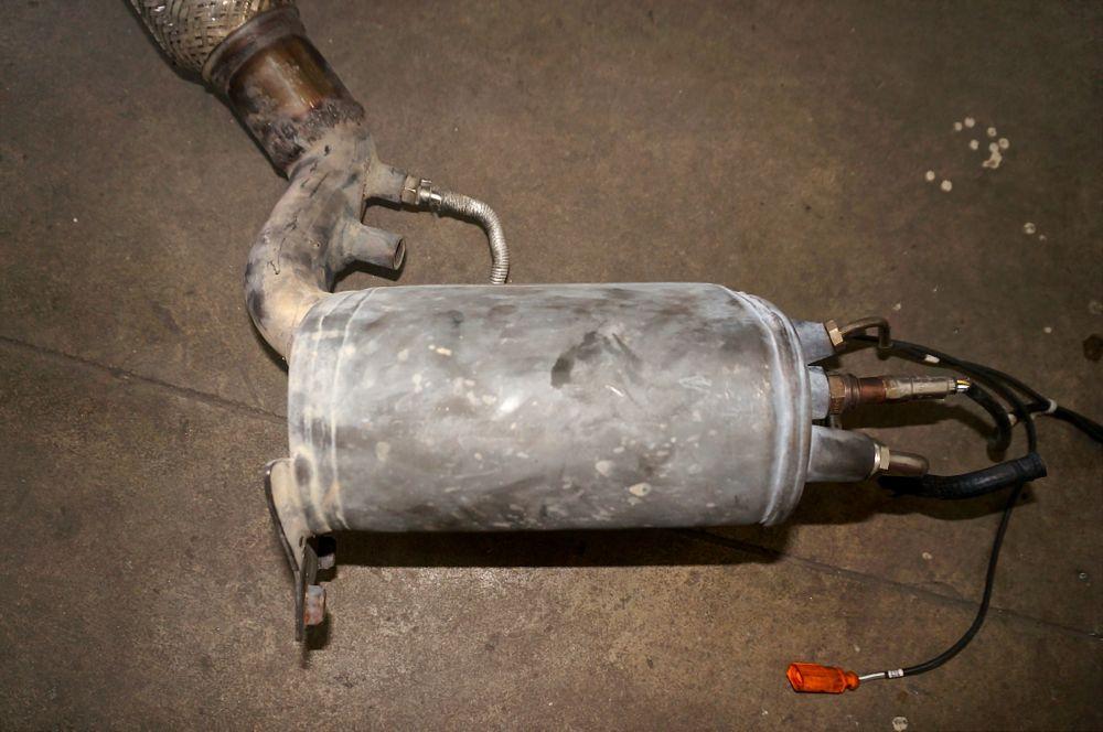 Anulare filtru particule Seat Altea - 06