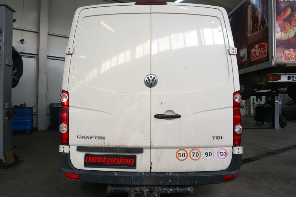 Anulare dpf VW Crafter - 88