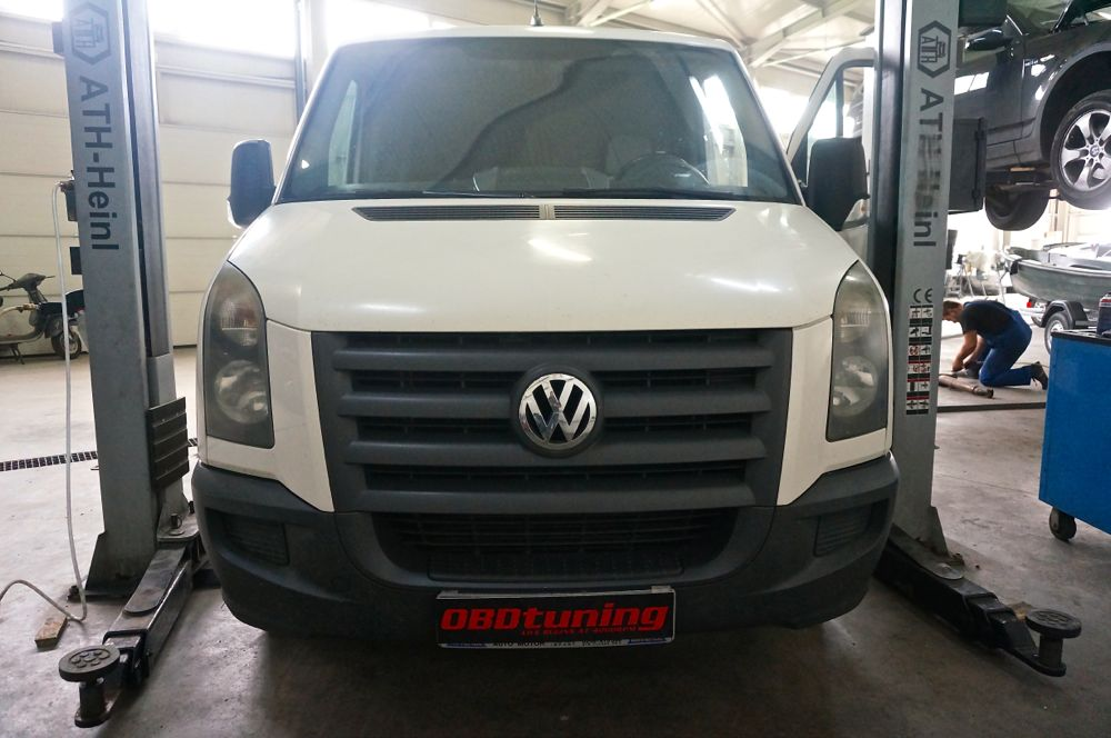 Anulare dpf VW Crafter - 89