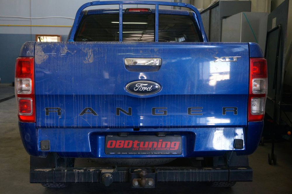 Anulare dpf Ford Ranger - 14