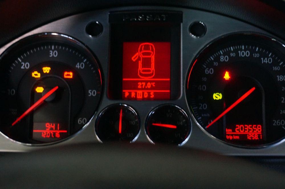 Anulare dpf Volkswagen Passat - 107