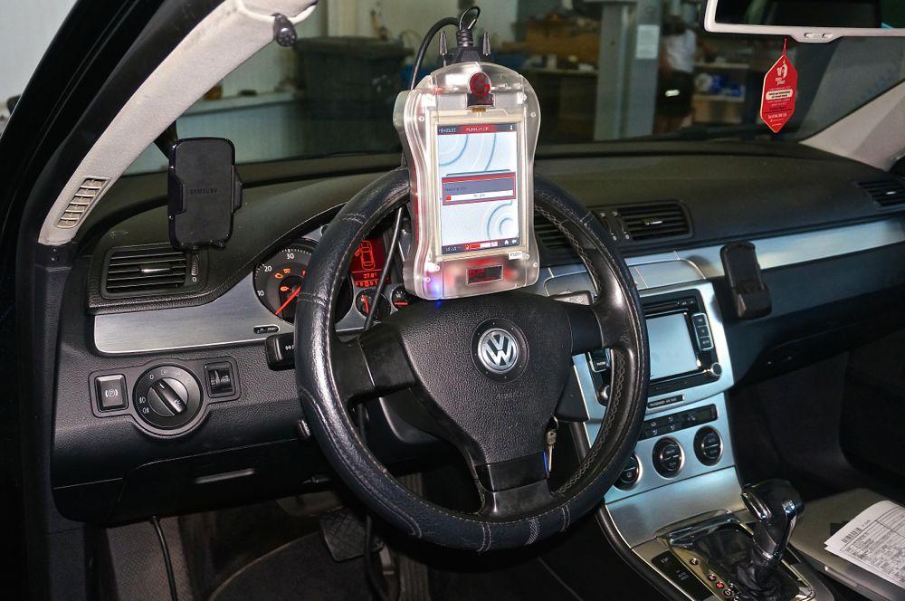 Anulare dpf Volkswagen Passat - 110