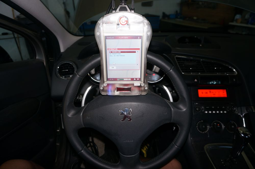 Anulare fap Peugeot 3008 - 2