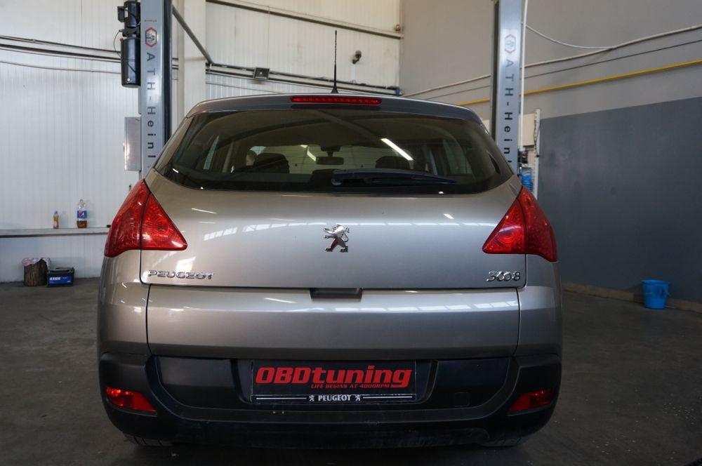 Anulare fap Peugeot 3008 - 4
