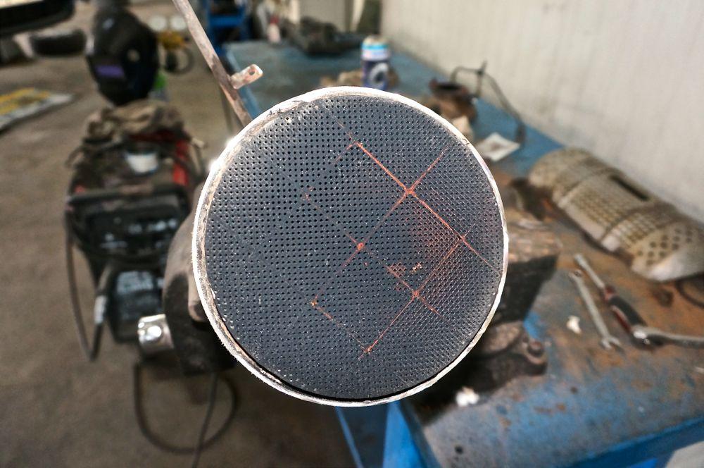 Anulare filtru de particule Ford Focus - 392