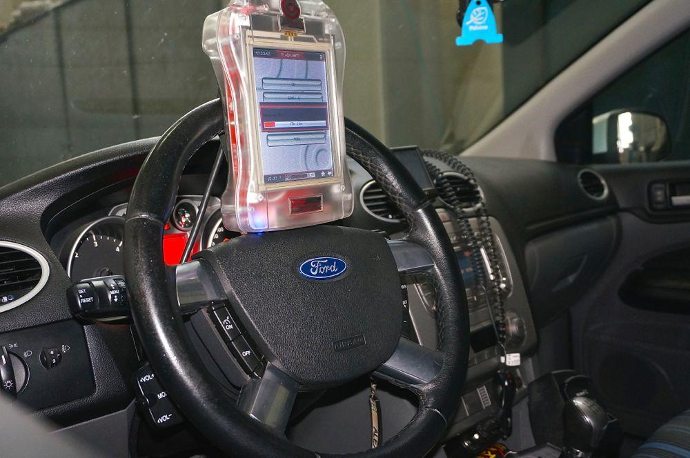 Anulare filtru de particule Ford Focus - 407