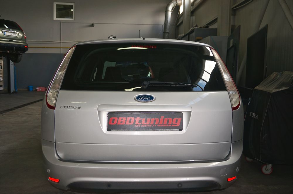 Anulare filtru de particule Ford Focus - 408