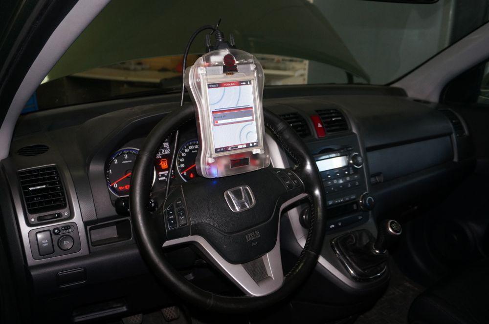 Anulare filtru particule Honda CRV - 12